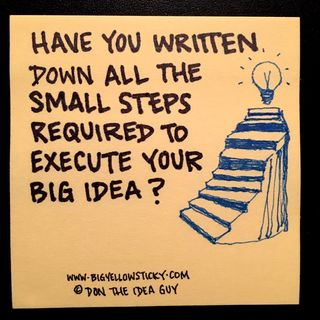 Small Steps Big Idea : BYS 014