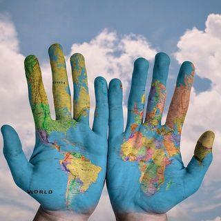 Un mondo nelle mani