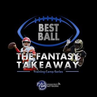 Best Ball w/ Jeff DiMatteo of Gridiron Ratings