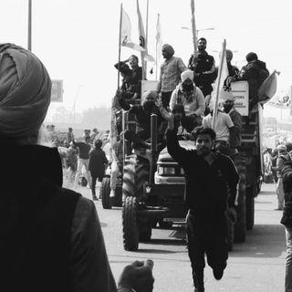Canto punjabi di protesta a Delhi