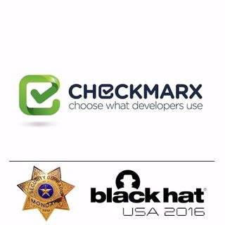 [245] CheckMarx with Amit Ashbel at #BlackHat 2016
