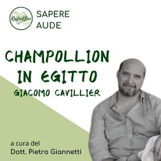 Sapere Aude: Champollion in Egitto