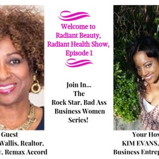 Rock Star Business Women: My Guest Wanda Wallis, with Remax Accord