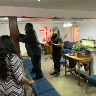 "Episode 142 - God""s Day with Lady Aunqunic Collins - Sunday Morning Worship on 10.11.2020 - Part 2"