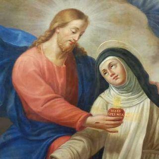 129 - Le apparizioni a padre Stanislao Choscoa e alla beata Caterina da Racconigi