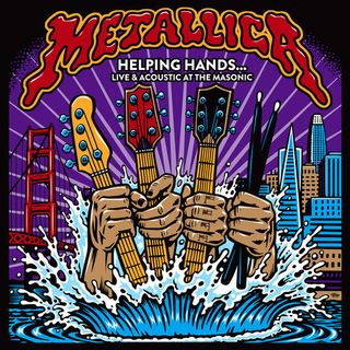 Especial METALLICA HELPING HANDS LIVE AND ACOUSTIC 2019 Classicos do Rock Podcast #Metallica #HelpingHands #twd #feartwd #westworld #got