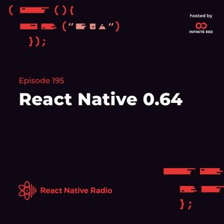 RNR 195 - React Native 0.64