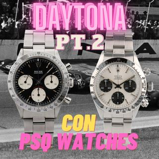 EP24 - Rolex Daytona Parte seconda