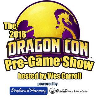 2018 Dragon Con Pre-Game Show