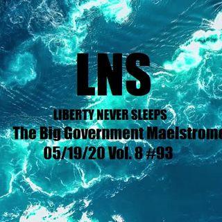 The Big Government Maelstrome 05/19/20 Vol. 8 #93