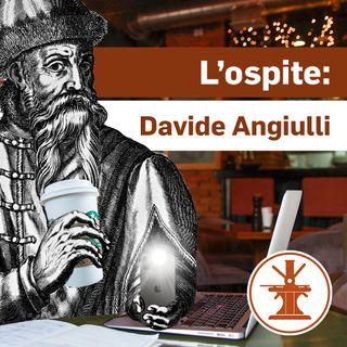 Un caffè con Davide Angiulli  - Ep. 20 (1x20)
