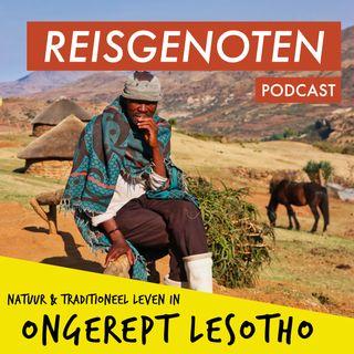 E16 Lesotho: ontdek het traditionele leven in de Afrikaanse bergen