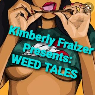 Kimberly Fraizer Presents: Weed Tales How I Accidently Overdosed On THC (StoryTime)🛸🪂