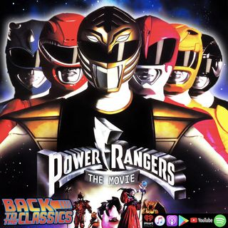 Back to Mighty Morphin Power Rangers: The Movie feat. Interview w/ Jason David Frank