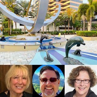 IFWTWA Conference 2021 - Chris Cutler, Scott Kendall, Kathy Merchant