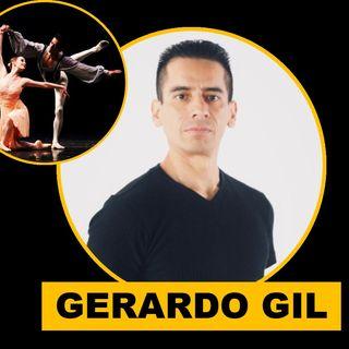 Gerardo Gil ... su vida en los escenarios de la Danza en el mundo. En exclusiva para Shotradio Internet.