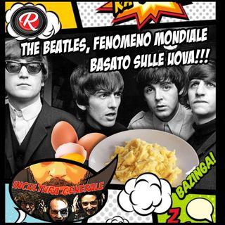The Beatles, fenomeno mondiale basato sulle uova!