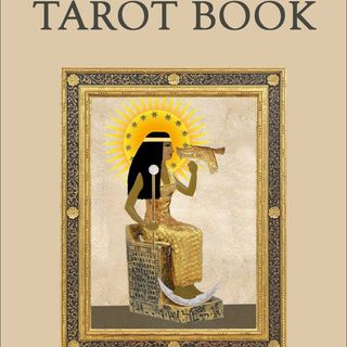 Ancient Egyptian Tarot Book