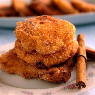 Le ricette della tradizione di Amedeo Sandri: la crema frita
