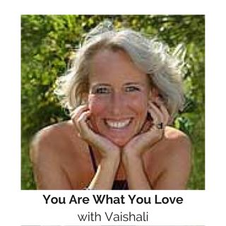 You Are What You Love ~ Is all about V's boyfriend, Emanuel Swedenborg, the wisest man who ever lived!.