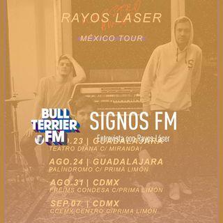 SignosFM #535 Rayos Láser