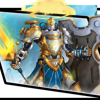 #Keyforge Sanctum to the Rescue