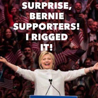 Episode 28: The Hillary Clinton Special (Liar, Liar, Pants Suit On Fire)