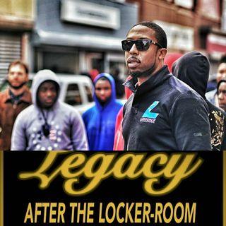Legacy After The Locker Room:  Matt Lawrence 10/17/2020