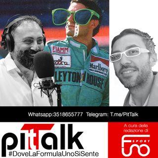 """Pit Talk - F1 - Ci avviciniamo al Portogallo. Ritorna la rubrica la """"tecnicazzata"""""""