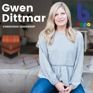 Gwen Dittmar at The Best You EXPO