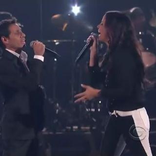 Marc Anthony & Sara Evans ENDLESS LOVE - LIVE -