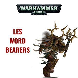 Les Word Bearers