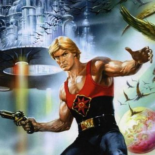 Flash! Ah-aaaaaah! Flash Gordon movie review!