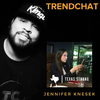 Ep. 54 - DACA, The NFL, & Jennifer Knesek On Hurricane Harvey Recovery & More