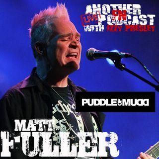 AFP: Matt Fuller - Puddle Of Mudd