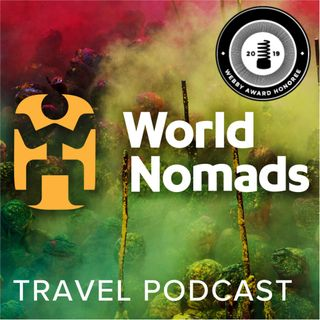 The World Nomads Podcast: A TV Host Stranded in Turkey