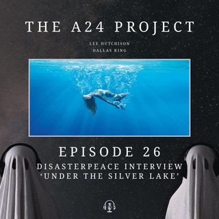 26 - Disasterpeace 'Under The Silver Lake' Interview