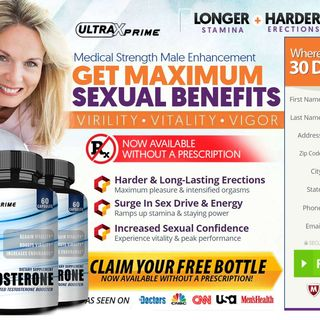 Ultra X Prime Testosterone Reviews 2020