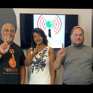 Radio 1 World fest Global - Black/ Jewish Relations Decision 2020 feat Jacob Bard & Joyce Taylor
