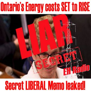 Morning moment Secret Provincial Liberal Memo Exposes Electricity truth May 29 2017