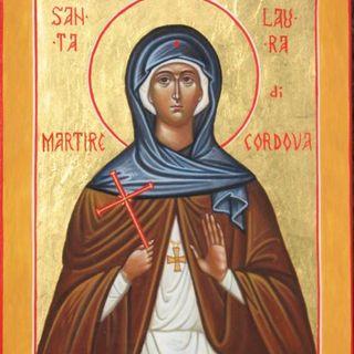 Santa Laura, mártir
