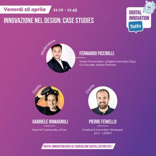 Digital Innovation Talks al Fuorisalone Digital Edition 2021 - Innovazione nel design: case studies