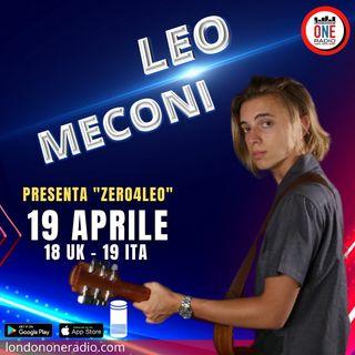 """Leo Meconi: """" Non basta il talento per avere successo"""""""