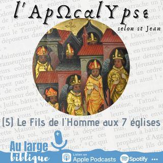 #222 L'Apocalypse (5) Le Fils d'Homme aux sept églises