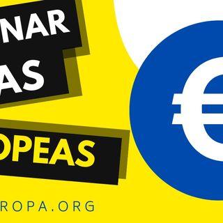 Encontrar becas europeas - Webinar en directo enero 2021