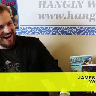 Macabre Poetry Lurks Beyond the Horizon!  Poet/Writer James Ebersole on the Hangin With Web Show