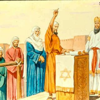 The Altar Of God And The Teachings Of The Torah