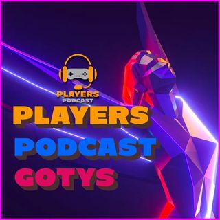 """3x13. Players Podcast """"GOTYS 2020"""" y Repaso de Un año de videojuegos"""