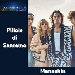 Pillole di Sanremo - Ep. 10: Maneskin
