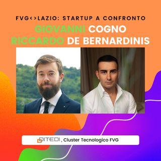 DTD#001 Giovanni Cogno e Riccardo de Bernardinis